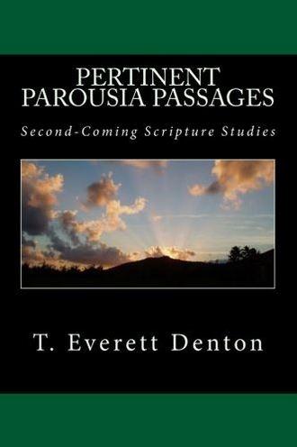 Pertinent Parousia Passages Cover